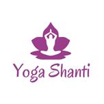 沖縄でヨガの瞑想とアーユルヴェーダを学べるYOGA SHANTI(ヨーガシャンティ)のロゴ